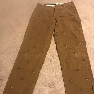 2 pairs of Men's Brook's Brothers Pants